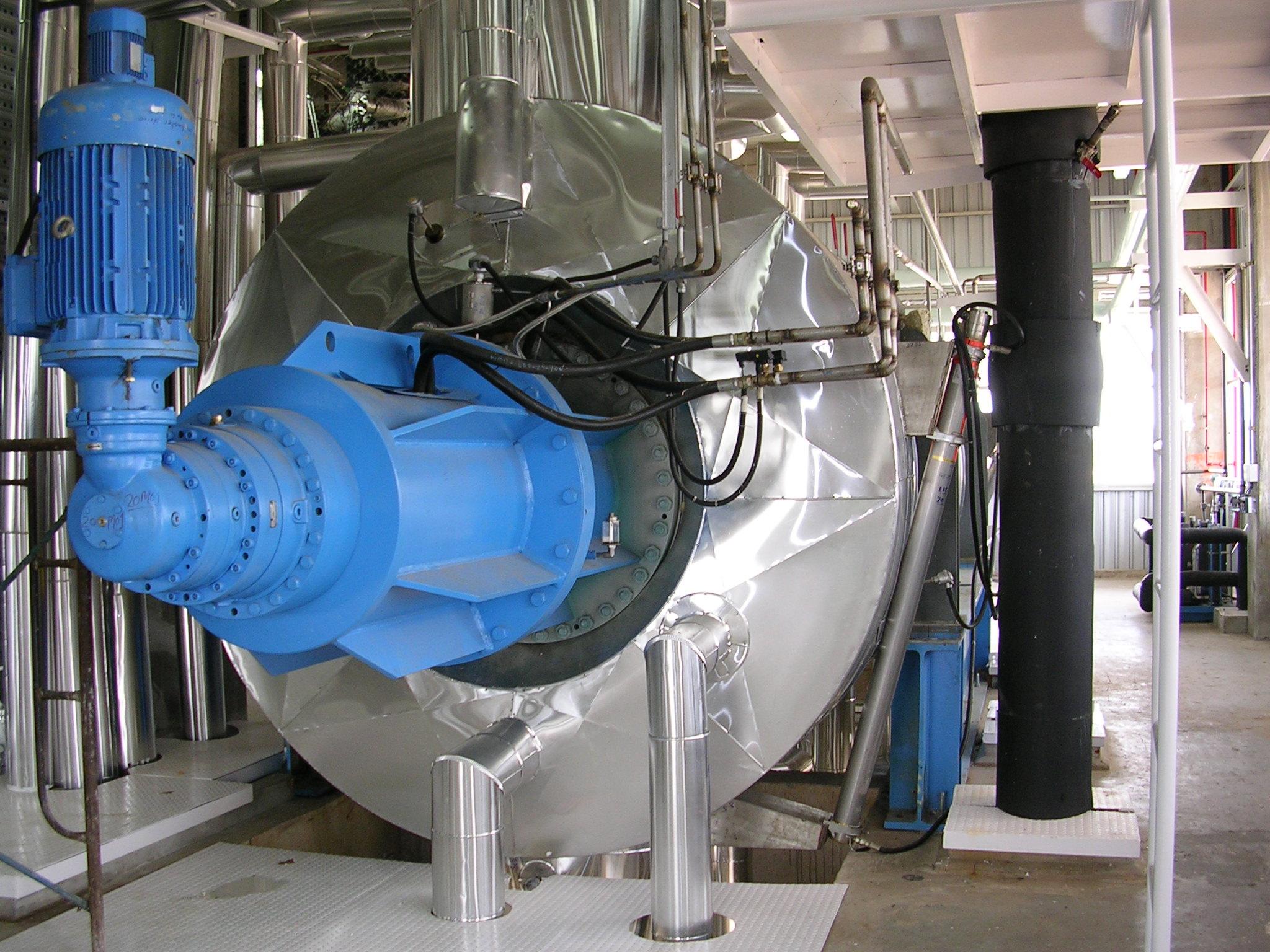 AQUAFIL 2-Reactor CP Plant for Film